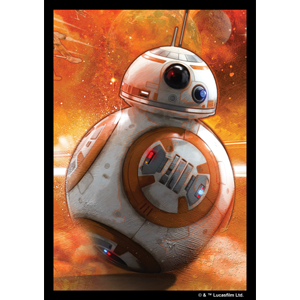 FFG Art Sleeves:  Star Wars - BB-8 Limited Edition