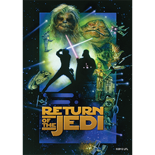 FFG Art Sleeves: Star Wars - Return of the Jedi (63,5 x 88 mm)