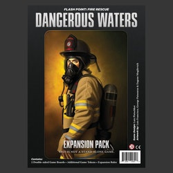 Flash Point: Fire Rescue - Dangerous Waters (Expansion)