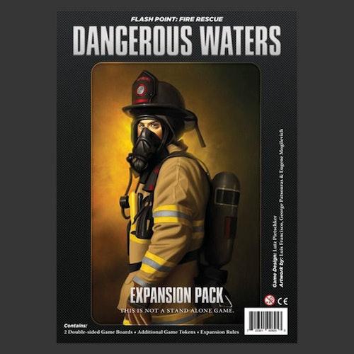 Flash Point: Fire Rescue - Dangerous Waters (Expansion)