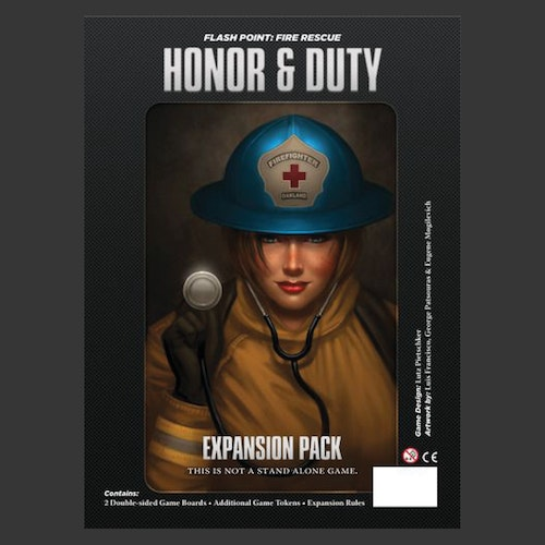 Flash Point: Fire Rescue - Honor & Duty (Expansion)