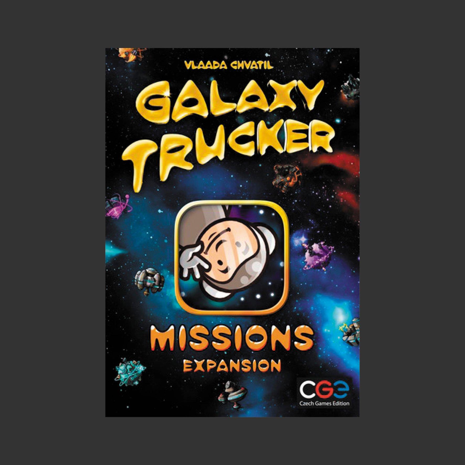 Galaxy Trucker: Missions (Exp.)