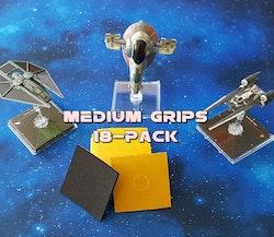 Grips MEDIUM X-Wing (18pcs)