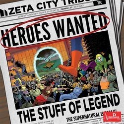 Heroes Wanted: The Stuff of Legend (expansion)