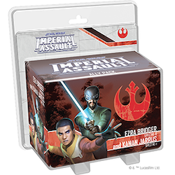 Imperial Assault: Ezra Bridger and Kanan Jarrus Ally Pack