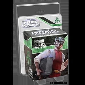 Imperial Assault: Hondo Ohnaka Villain Pack