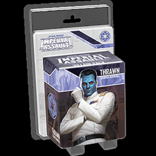 Imperial Assault: Thrawn  Villain Pack