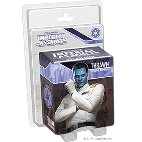 Imperial Assault: Thrawn  Villain Pack