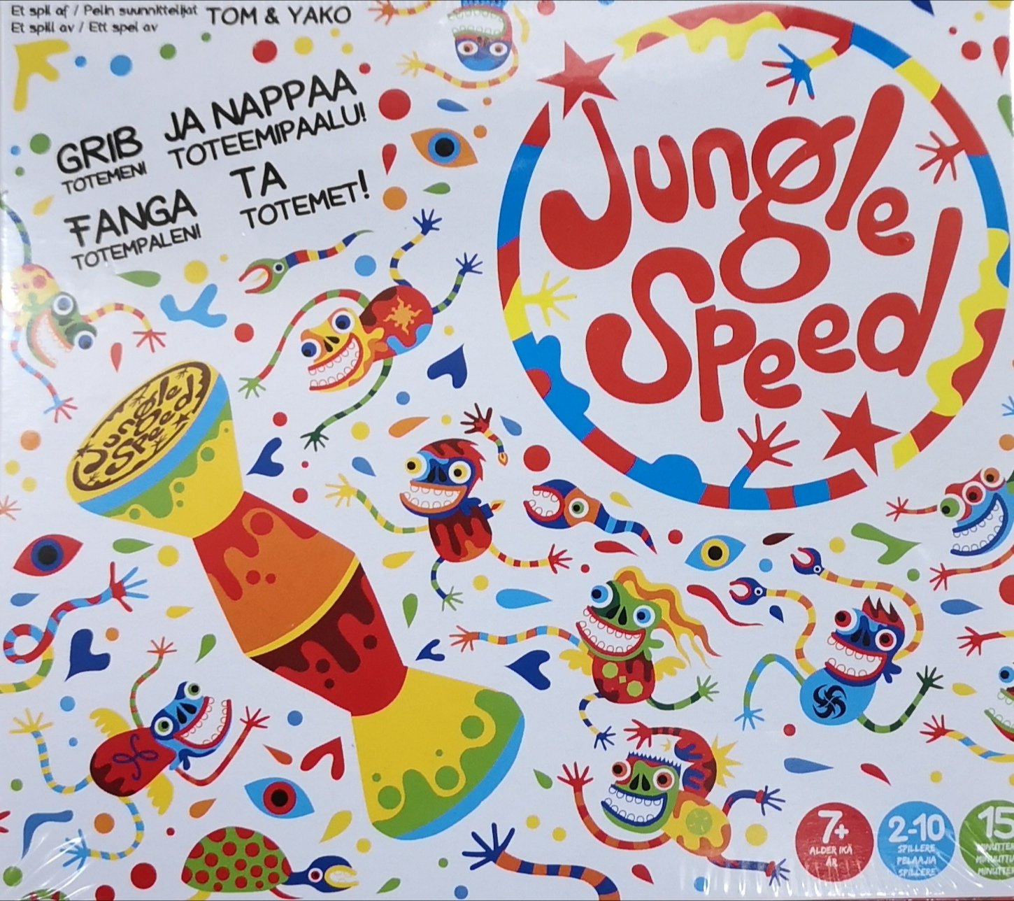 Jungle Speed (Svenska)