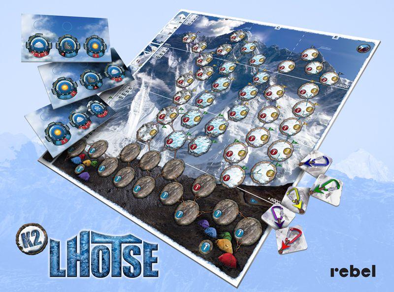 K2: Lhotse (expansion)