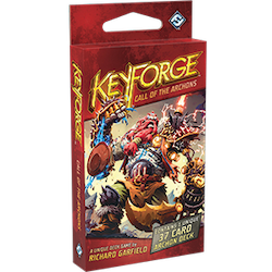 KeyForge: Call of the Archons - Unique Archon Deck