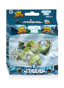 King of Tokyo/New York: Monster Pack – Cthulhu