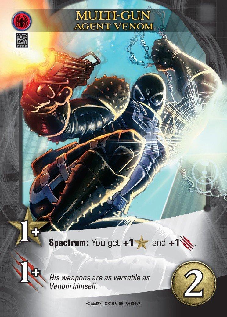 Legendary A Marvel Deckbuilding Game SECRET WARS Volume 2