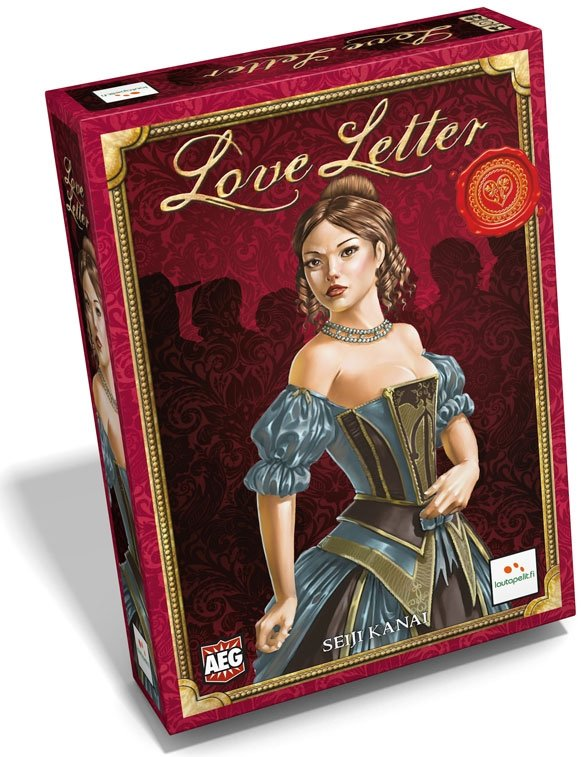 Love Letter Deluxe (Svenska)
