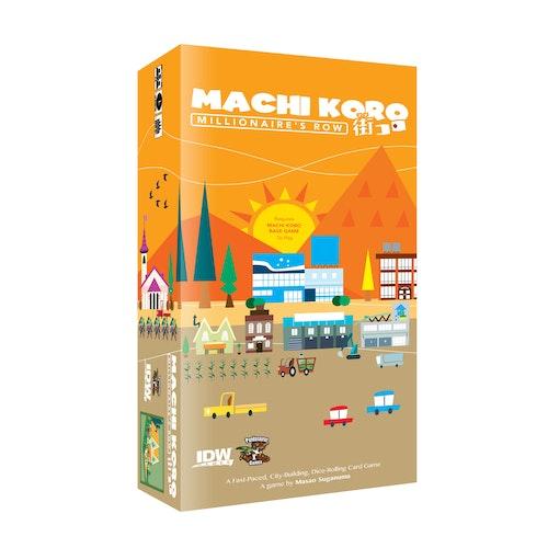 Machi Koro: Millionaires Row      (Expansion)