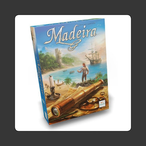 Madeira (Santa Cruz) SVENSKA