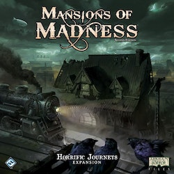 Mansions of Madness 2nd Ed: Horrific Journeys (Expansion)