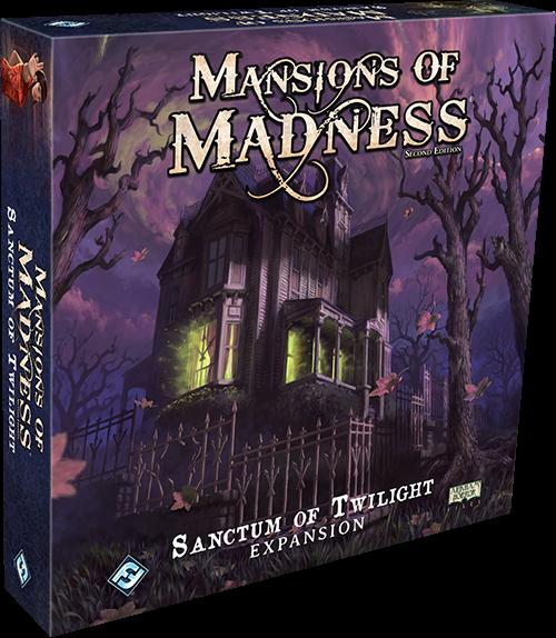 Mansions of Madness 2nd Ed: Sanctum of Twilight