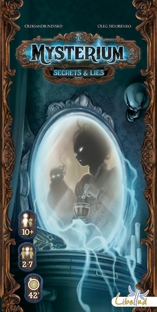 Mysterium: Secret & Lies (expansion)