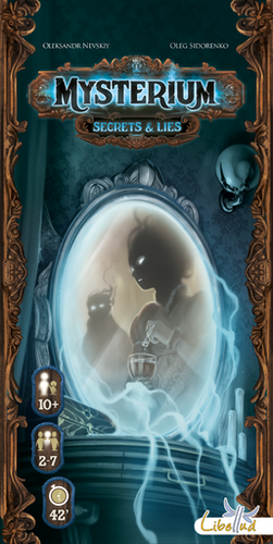 Mysterium: Secret & Lies (expansion)