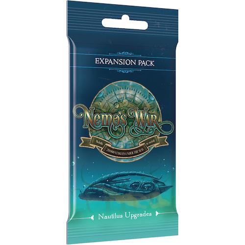 Nemo's War (2nd ed): Nautilus Upgrades Expansion Pack