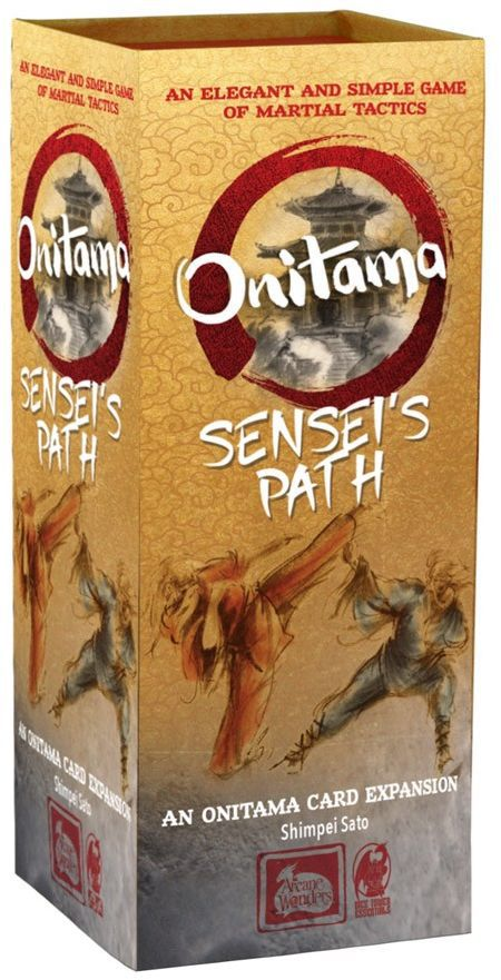 Onitama: Sensei's Path (Expansion)