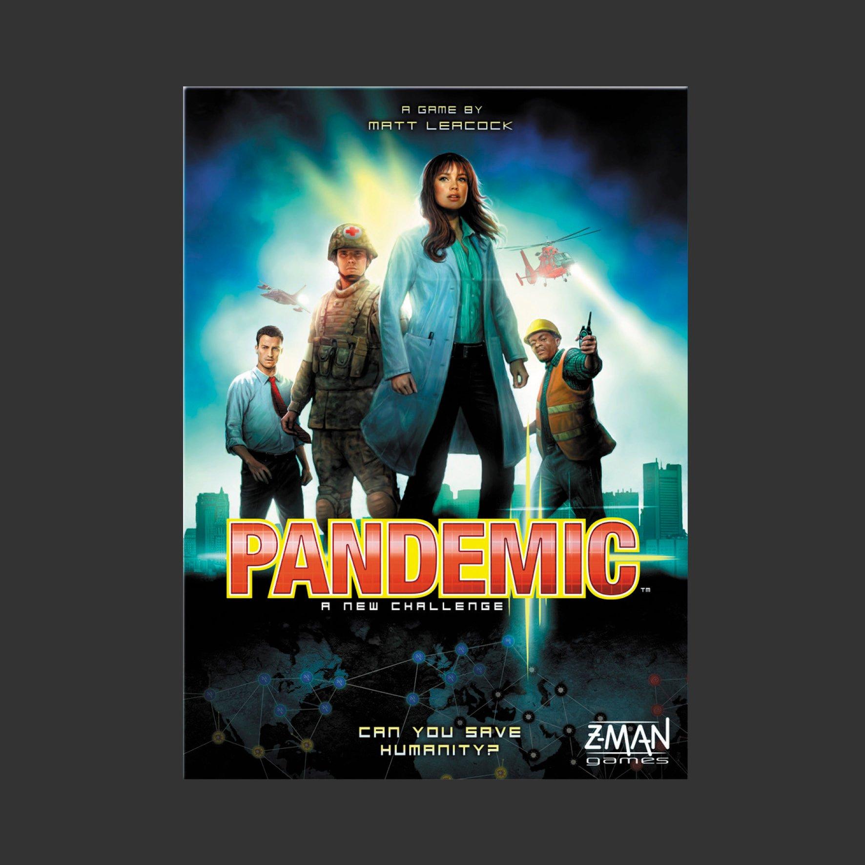 Pandemic (2nd ed., svenska)