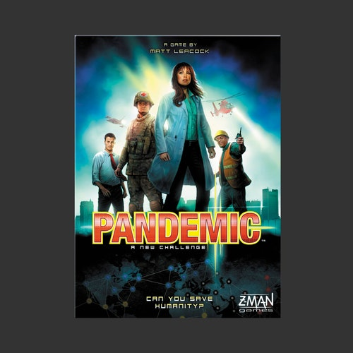 Pandemic (2nd ed., svenska)