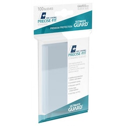 Precise-Fit Side-Loading Sleeves Standard Size (100)