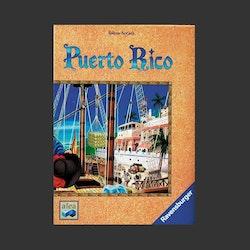 Puerto Rico - 2nd edition (Svenska)