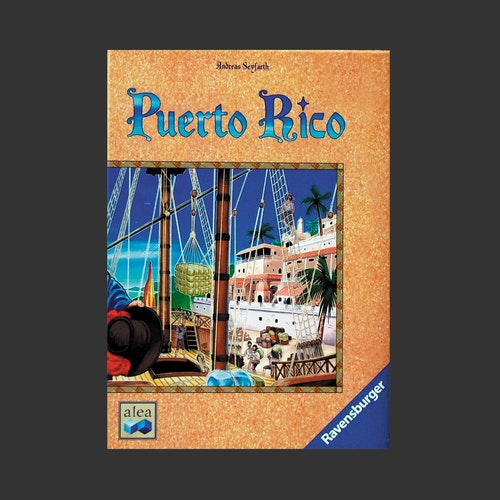 Puerto Rico - 2nd edition (Svenska)