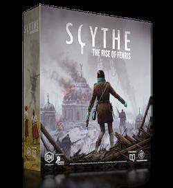 Scythe:  Rise of Fenris (Expansion)