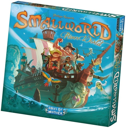 Small World: River World (expansion)
