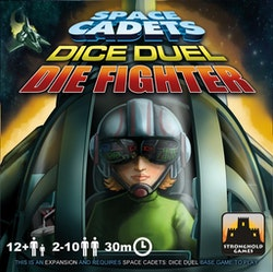 Space Cadets: Dice Duel – Die Fighter