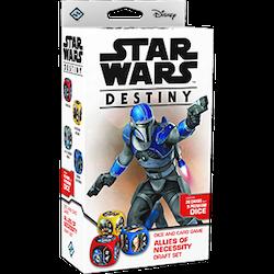 Star Wars Destiny: Allies of Necessity Draft Pack PRE-ORDER