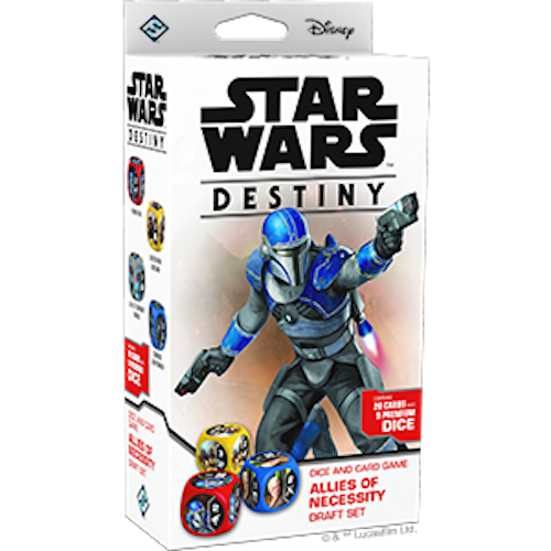 Star Wars Destiny: Allies of Necessity Draft Pack PRE-ORDER