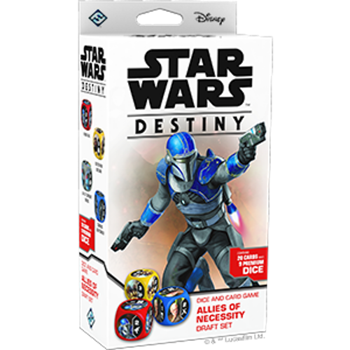 Star Wars Destiny: Allies of Necessity Draft Pack
