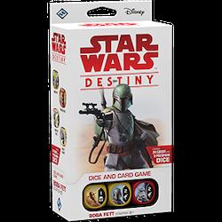 Star Wars Destiny: Boba Fett Starter Pack