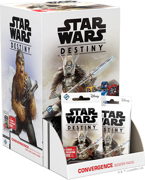 Star Wars Destiny: Convergence Display Box