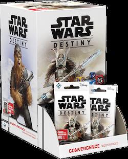 Star Wars Destiny: Convergence Display Box PRE-ORDER