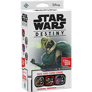 Star Wars Destiny: Grievous Starter Pack