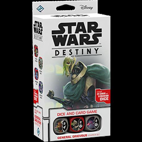 Star Wars Destiny: Grievous Starter Pack