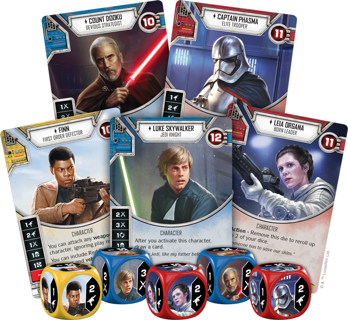 Star Wars Destiny: Kylo Ren Starter Pack