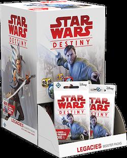 Star Wars Destiny: Legacies - Display Box (36 boos