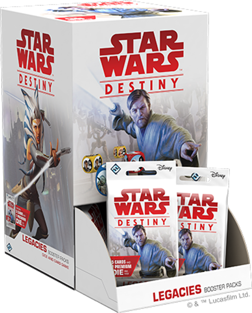Star Wars Destiny: Legacies - Display Box (36 boos