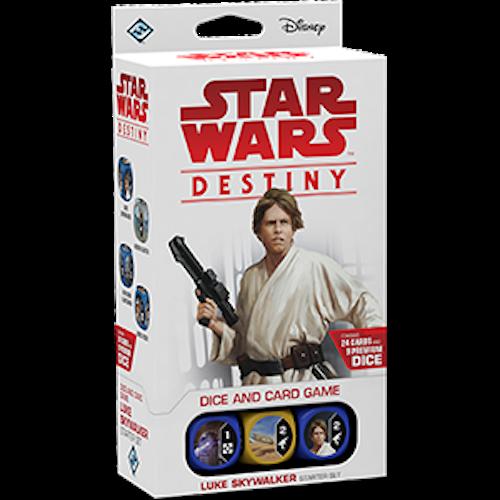Star Wars Destiny: Luke Skywalker Starter Pack