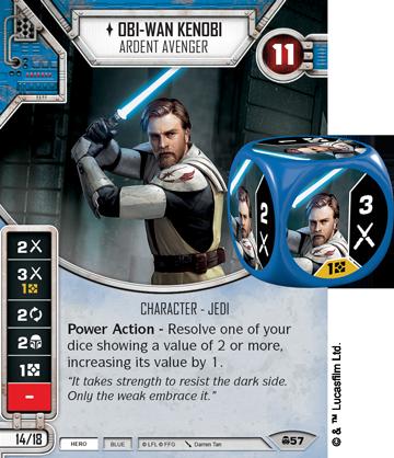 Star Wars Destiny: Obi-Wan Kenobi Starter Pack