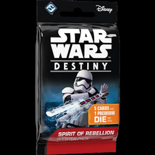 Star Wars Destiny: Spirit of Rebellion Booster Pack