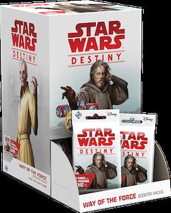 Star Wars Destiny: Way of the Force - Display Box