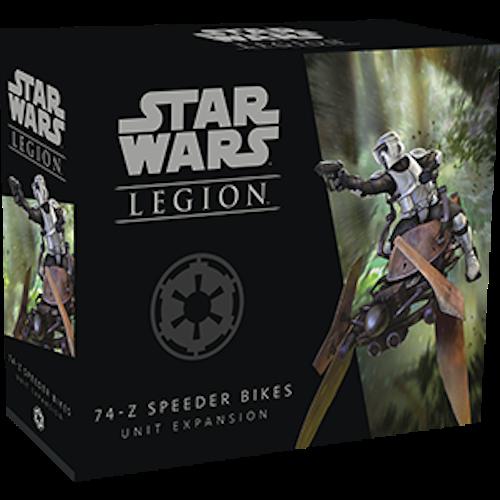 Star Wars Legion: 74-Z Speeder Bikes Unit